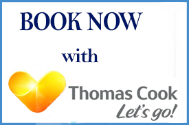 Book now with Thomas Cook